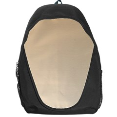Tan To Champagne Gradient Backpack Bag