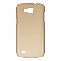 Tan To Champagne Gradient Samsung Galaxy Premier I9260 Hardshell Case