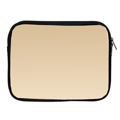 Tan To Champagne Gradient Apple Ipad 2/3/4 Zipper Case