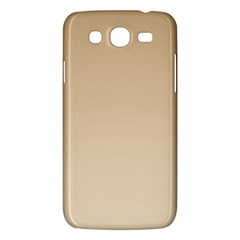 Tan To Champagne Gradient Samsung Galaxy Mega 5 8 I9152 Hardshell Case