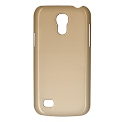 Tan To Champagne Gradient Samsung Galaxy S4 Mini Hardshell Case