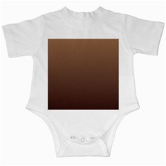 Chamoisee To Seal Brown Gradient Infant Creeper