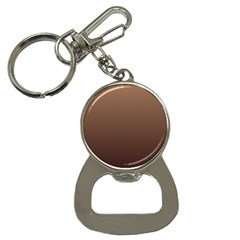 Chamoisee To Seal Brown Gradient Bottle Opener Key Chain