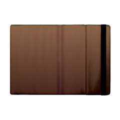 Chamoisee To Seal Brown Gradient Apple Ipad Mini Flip Case