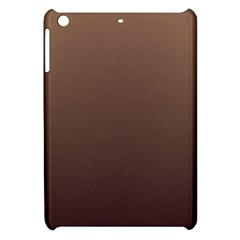 Chamoisee To Seal Brown Gradient Apple iPad Mini Hardshell Case