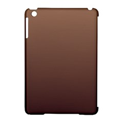 Chamoisee To Seal Brown Gradient Apple Ipad Mini Hardshell Case (compatible With Smart Cover)