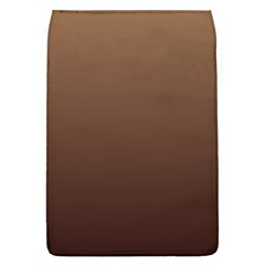 Chamoisee To Seal Brown Gradient Removable Flap Cover (Large)