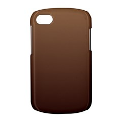 Chamoisee To Seal Brown Gradient Blackberry Q10 Hardshell Case