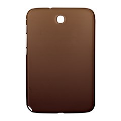 Chamoisee To Seal Brown Gradient Samsung Galaxy Note 8.0 N5100 Hardshell Case