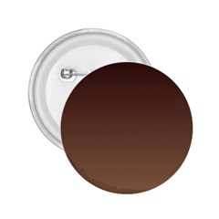 Seal Brown To Chamoisee Gradient 2.25  Button