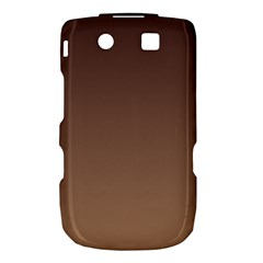 Seal Brown To Chamoisee Gradient BlackBerry Torch 9800 9810 Hardshell Case