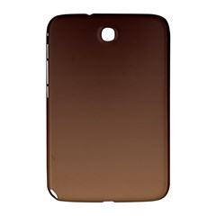 Seal Brown To Chamoisee Gradient Samsung Galaxy Note 8.0 N5100 Hardshell Case