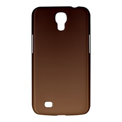 Seal Brown To Chamoisee Gradient Samsung Mega 6 3  I9200