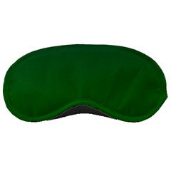 Dark Green To Green Gradient Sleeping Mask