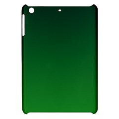 Dark Green To Green Gradient Apple iPad Mini Hardshell Case