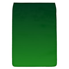 Dark Green To Green Gradient Removable Flap Cover (Large)