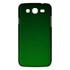 Dark Green To Green Gradient Samsung Galaxy Mega 5.8 I9152 Hardshell Case