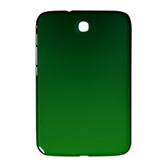 Dark Green To Green Gradient Samsung Galaxy Note 8.0 N5100 Hardshell Case