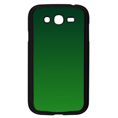 Dark Green To Green Gradient Samsung I9082(galaxy Grand Duos)(black)