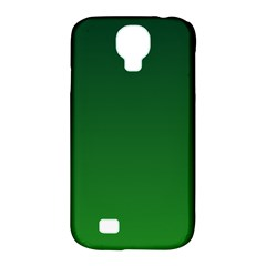 Dark Green To Green Gradient Samsung Galaxy S4 Classic Hardshell Case (PC+Silicone)