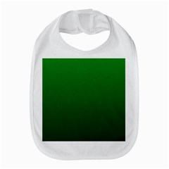 Green To Dark Green Gradient Bib