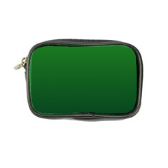 Green To Dark Green Gradient Coin Purse