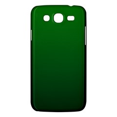 Green To Dark Green Gradient Samsung Galaxy Mega 5.8 I9152 Hardshell Case