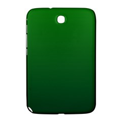 Green To Dark Green Gradient Samsung Galaxy Note 8.0 N5100 Hardshell Case