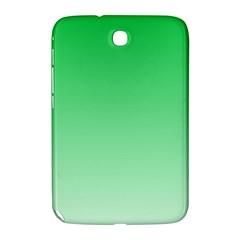 Dark Pastel Green To Pastel Green Gradient Samsung Galaxy Note 8 0 N5100 Hardshell Case