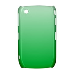Pastel Green To Dark Pastel Green Gradient BlackBerry Curve 8520 9300 Hardshell Case