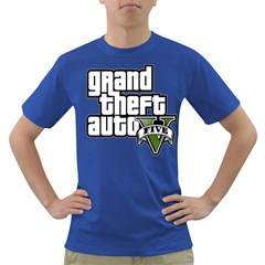 GTA V Mens' T-shirt (Colored)
