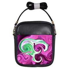 L265 Girl s Sling Bag