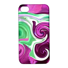L265 Apple iPhone 4/4S Hardshell Case with Stand