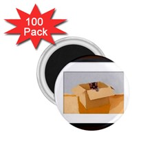 Untitled 1.75  Button Magnet (100 pack)