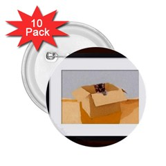 Untitled 2.25  Button (10 pack)