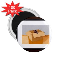 Untitled 2 25  Button Magnet (100 Pack)