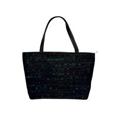 Splash Of Color Large Shoulder Bag