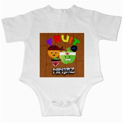 Fruit Ninjas Infant Creeper