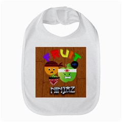 Fruit Ninjaz Bib
