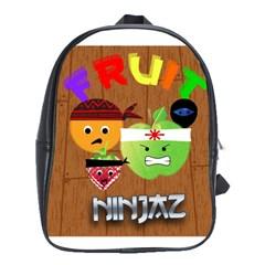 Fruit Ninjaz School Bag (Large)