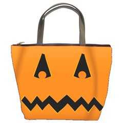 Pumpkin Bucket Bag