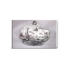 Labrador Magnet (name Card)