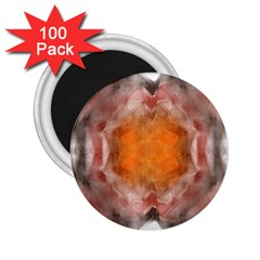 Seamless Background Fractal 2.25  Button Magnet (100 pack)
