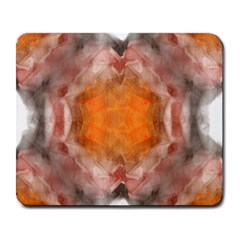 Seamless Background Fractal Large Mouse Pad (Rectangle)