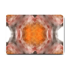 Seamless Background Fractal Small Door Mat