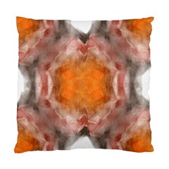 Seamless Background Fractal Cushion Case (Two Sides)