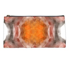 Seamless Background Fractal Pencil Case
