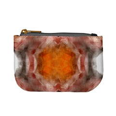 Seamless Background Fractal Coin Change Purse