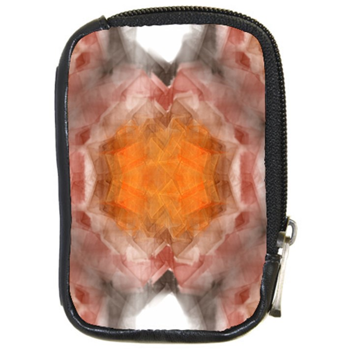 Seamless Background Fractal Compact Camera Leather Case