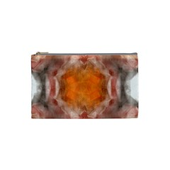 Seamless Background Fractal Cosmetic Bag (small)